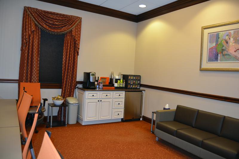 Client Observation Room